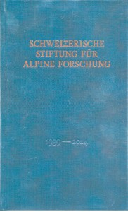 Cover 75 Jahre SSAF