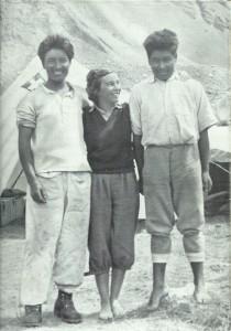 Umschlag Berge der Welt, 2. Band, 1947