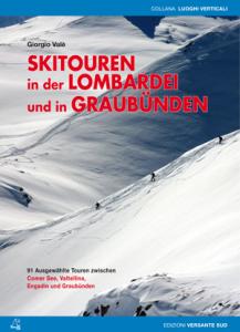 Cover Skitouren Lombardei - Graubünden