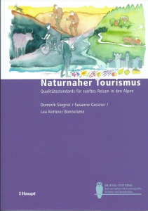 Cover Naturnaher Tourismus