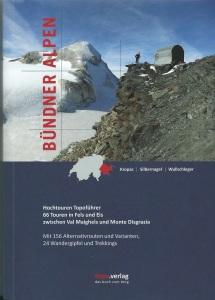 Cover Bündner Alpen