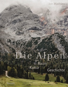 Cover Die Alpen