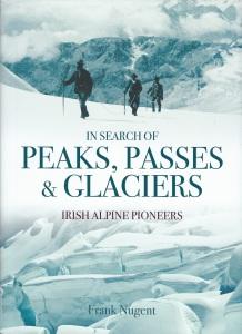Cover Peaks, Passes & Glaciers