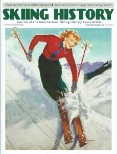 Cover 4 Skiing History