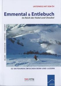 Cover Skitouren Emmental & Entlebuch