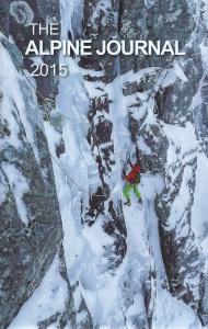 Cover Alpine Journal 2015