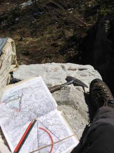 Geologenkartiergerät