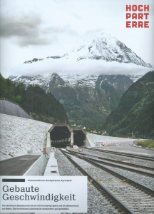 Cover Gotthard 3 Geschwindigkeit