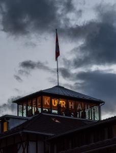 Kurhaus Bergün – Leuchtturm des Bergfahrt-Festivals