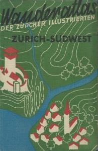 Cover Wanderatlas Zürich-Südwest