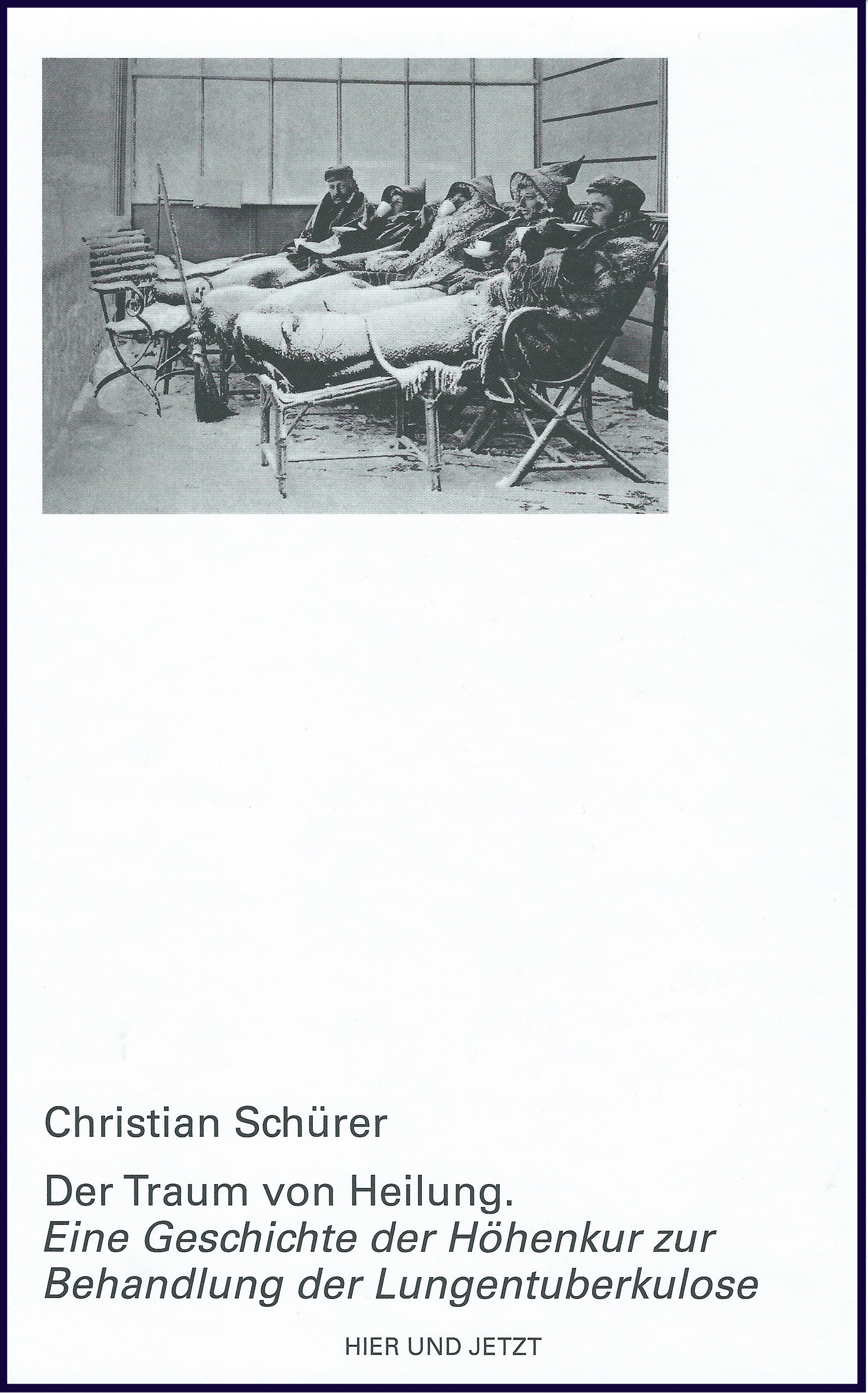 Der Traum von Heilung « Bergliteratur